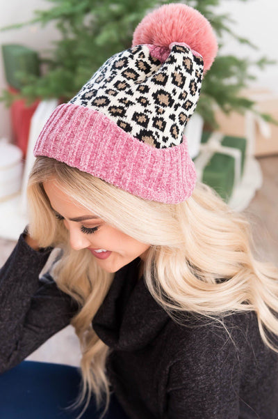 Wild For You Knit Beanie Accessories & Shoes Leto Accessories