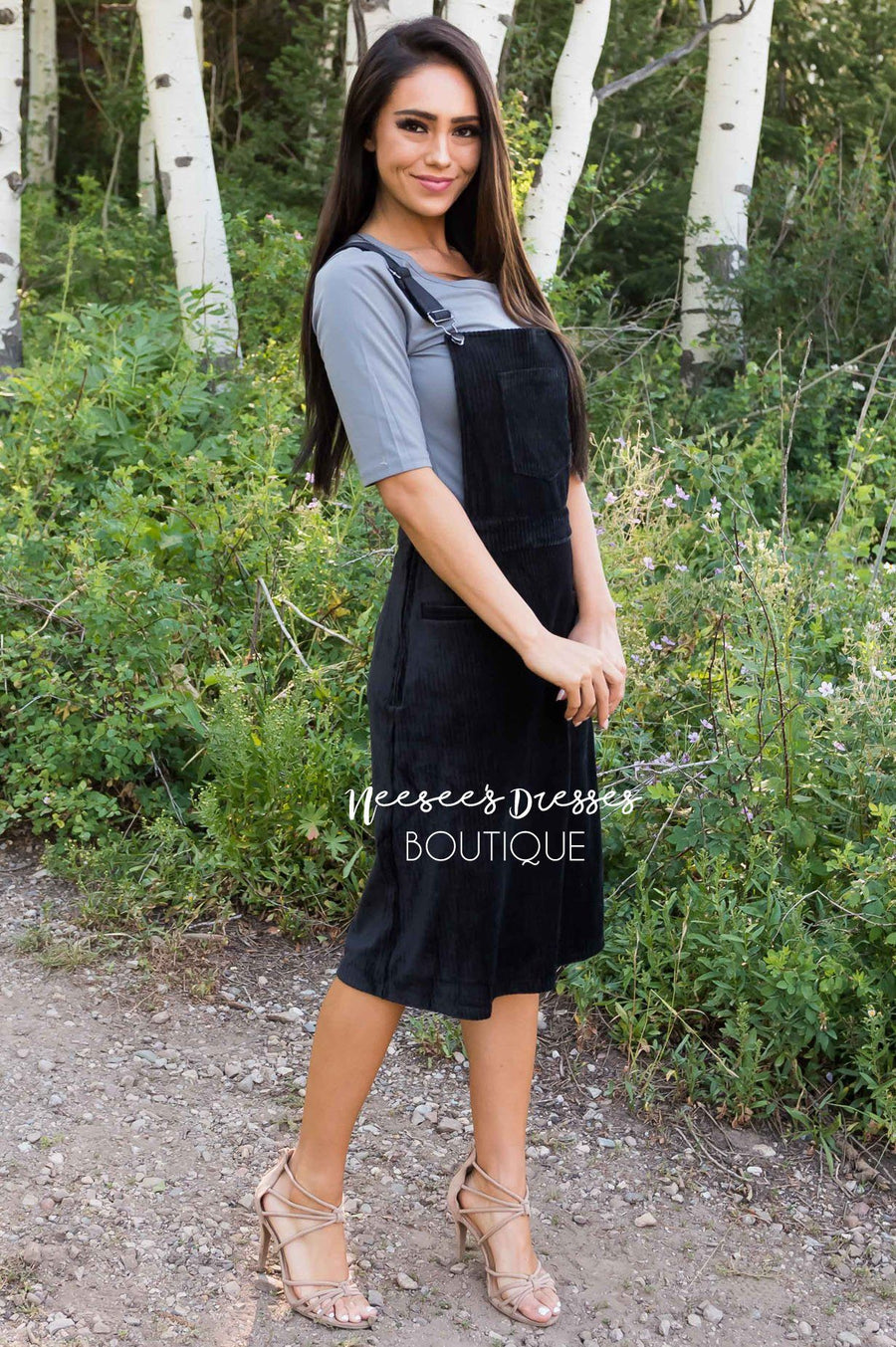 The Pollyanna Overall Dress