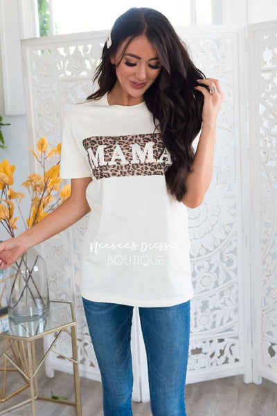 Pretty Mama Modest Tee Modest Dresses vendor-unknown