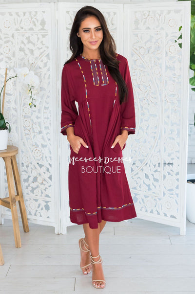 The Rayna Modest Dresses vendor-unknown