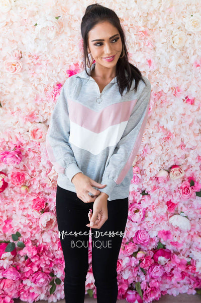 Right Direction Modest Pullover Modest Dresses vendor-unknown