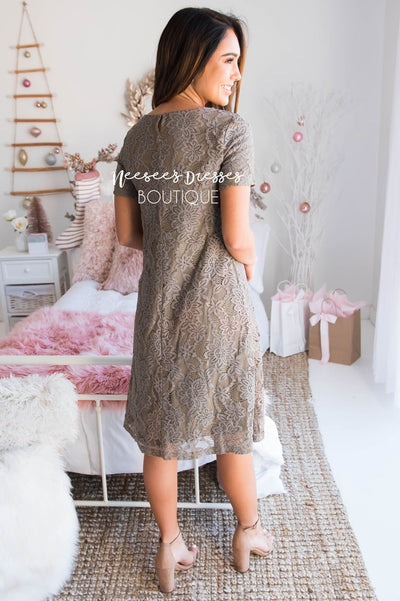 The Riley Modest Dresses vendor-unknown