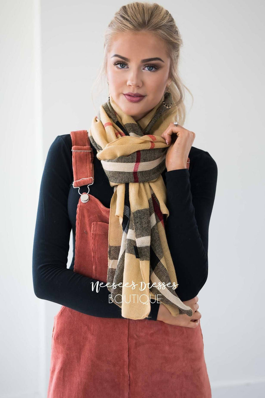 Fall State Of Mind Scarf