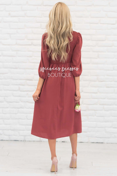 The Teja Modest Dresses vendor-unknown