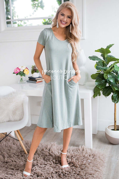 The Jenny Swing Dress Modest Dresses vendor-unknown