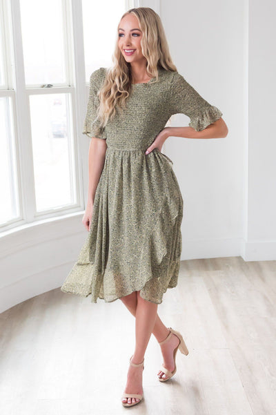 The Marlena Modest Dresses vendor-unknown