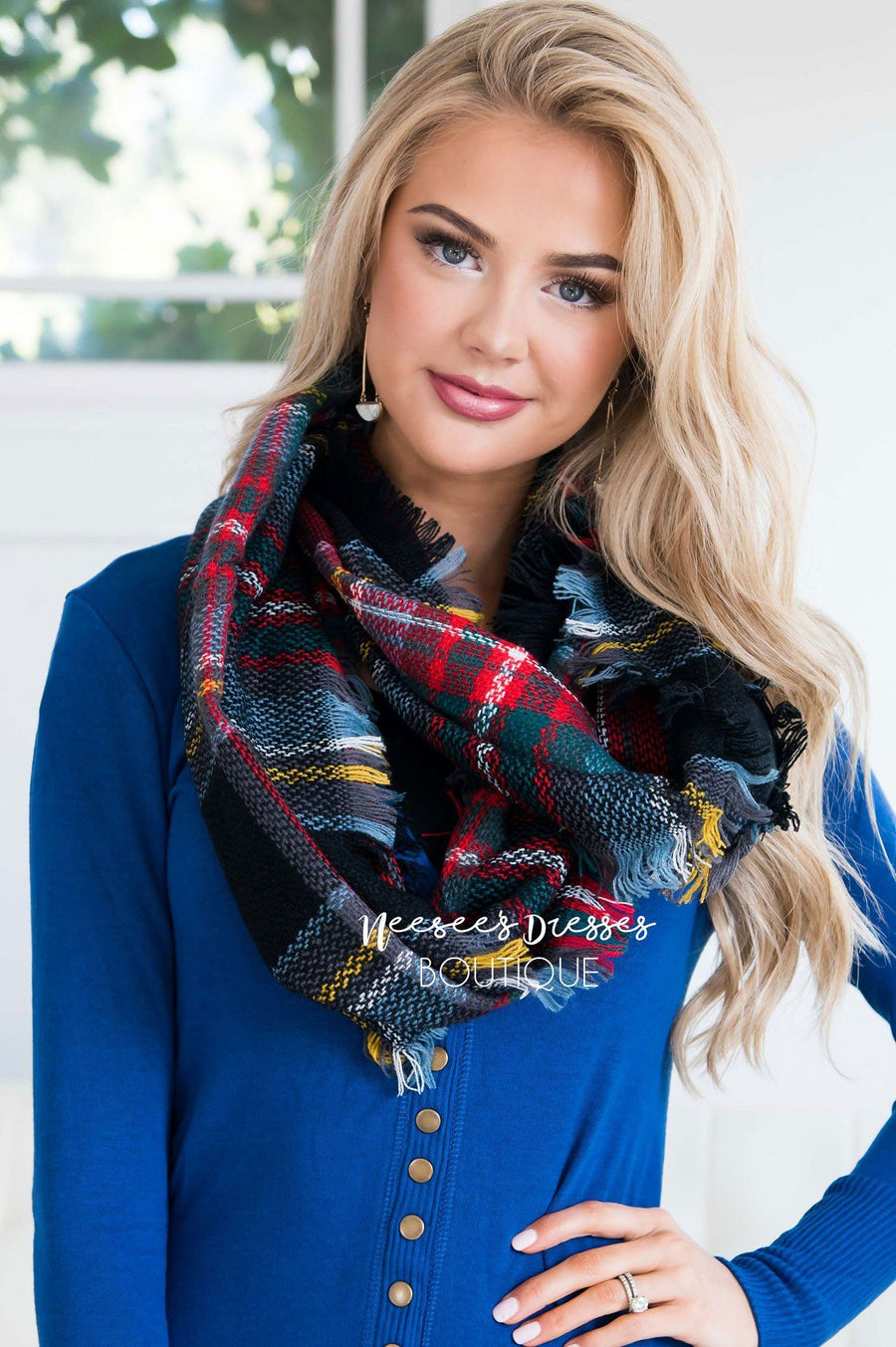 Cute Infinity Scarf Accessories & Shoes Leto Accessories