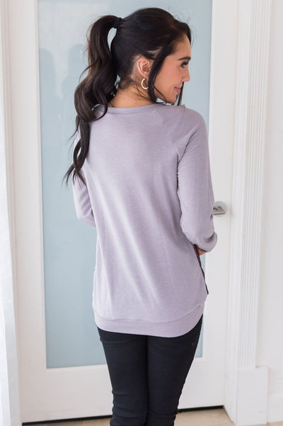 Layers of Joy Modest Sweatshirt Modest Dresses vendor-unknown