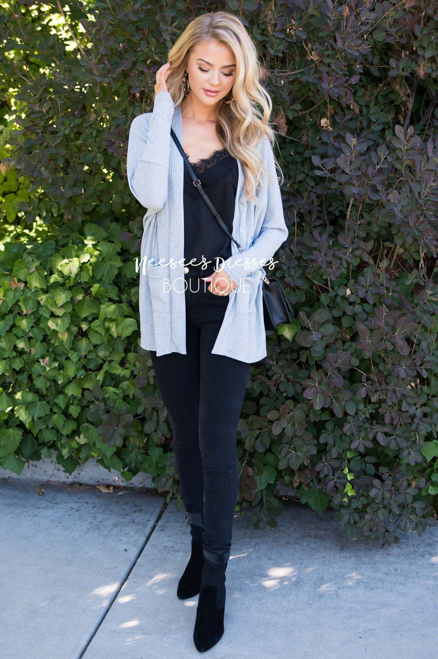 Shine Bright Thermal Cardigan
