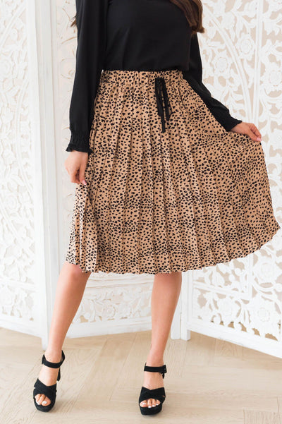 Last Minute Modest Pleat Skirt Modest Dresses vendor-unknown