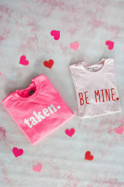 Be Mine Modest Tee Modest Dresses vendor-unknown