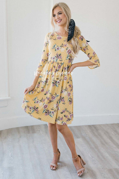 The Naomi Modest Dresses vendor-unknown