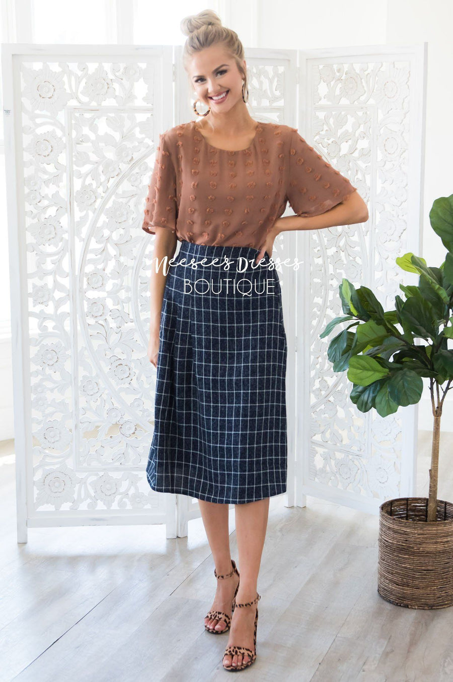 You Had Me at Plaid Skirt