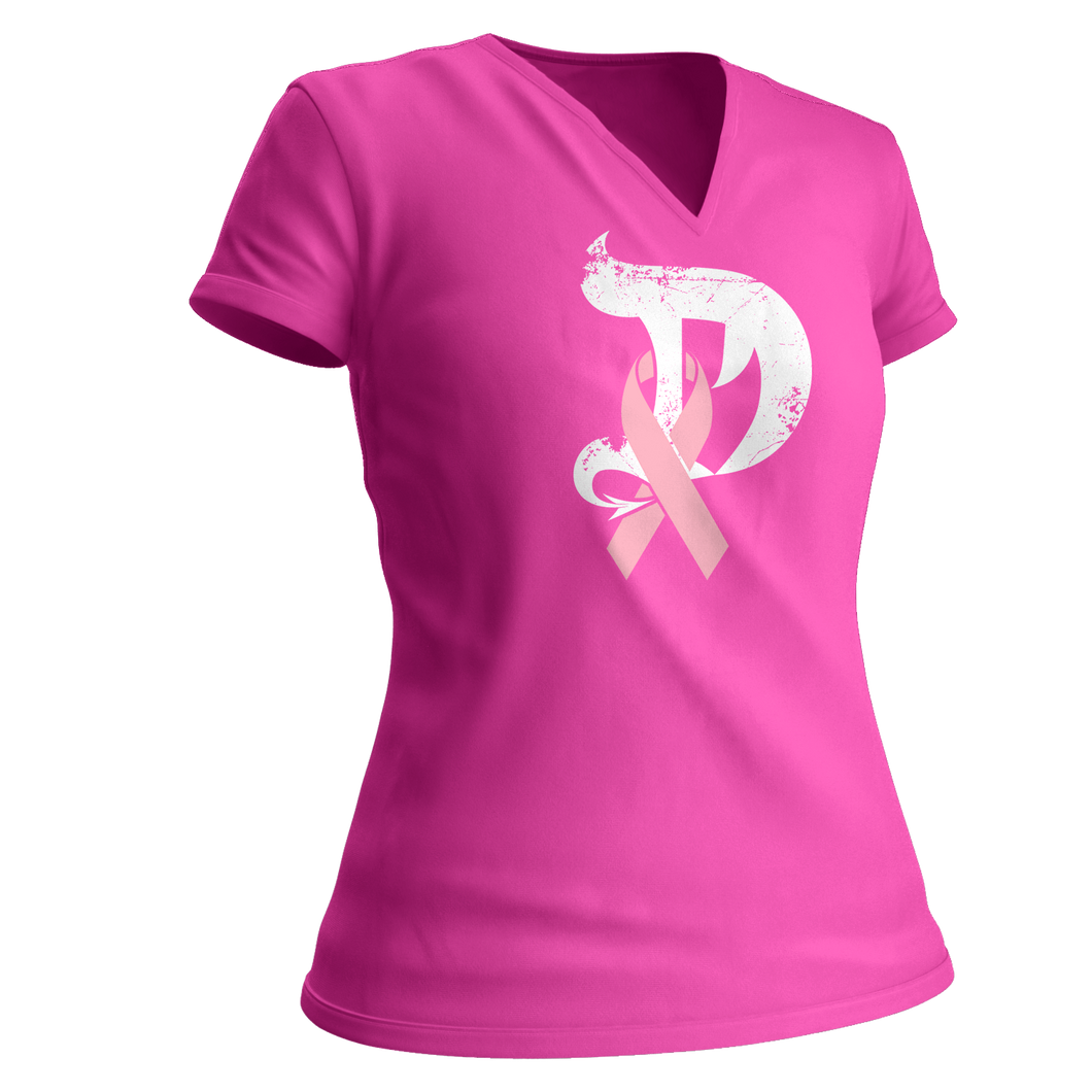 DP Pink October T-Shirt - Fem