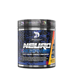 NEUROMORPH - DAILY FOCUS + ENERGY ENHANCER (4338305859682)