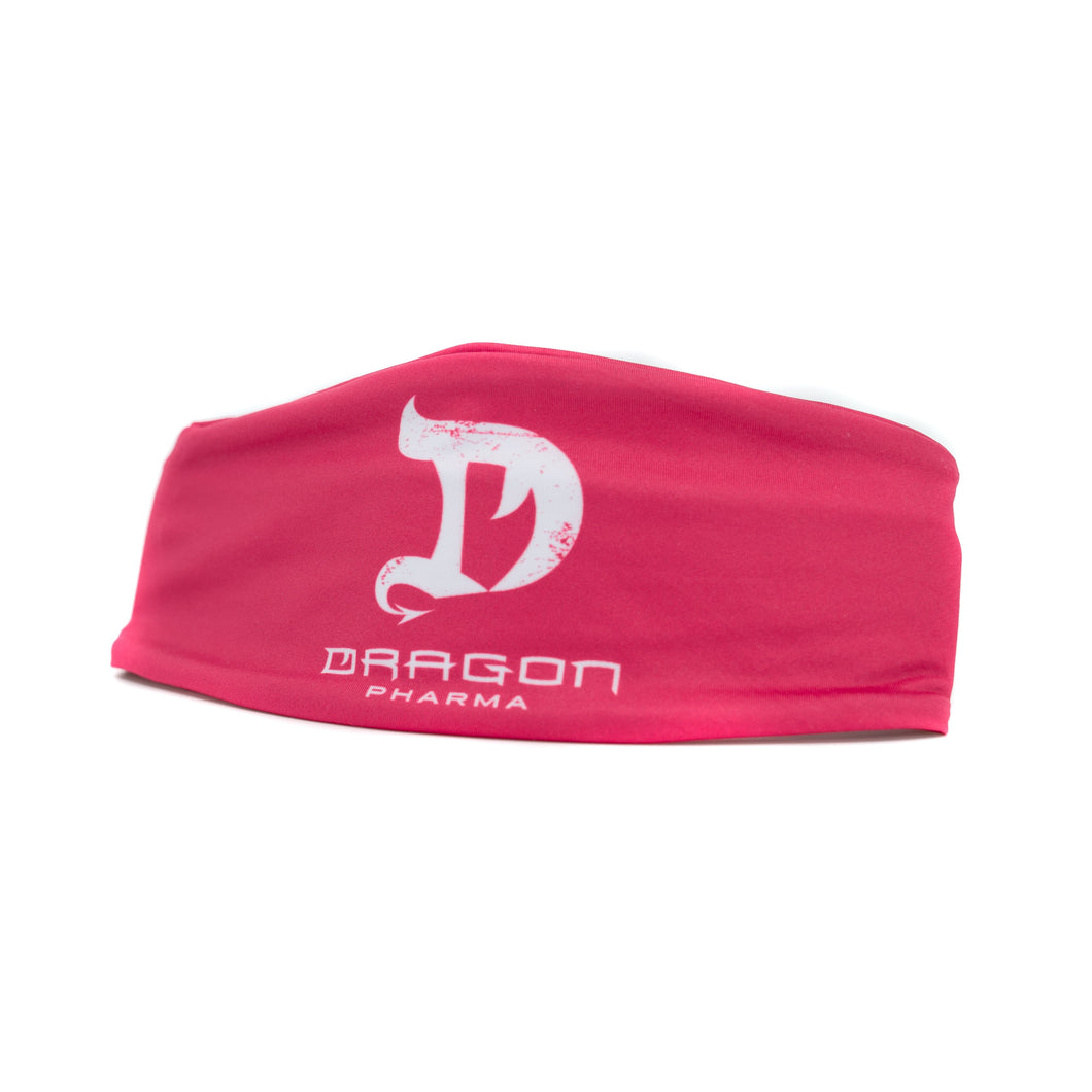 BREAST CANCER AWARENESS HEADBAND (4523915837538)