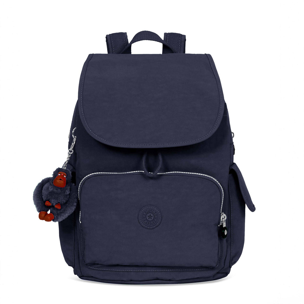 Mochila Kipling City Pack True Blue, [product_collections] - shopping invicta