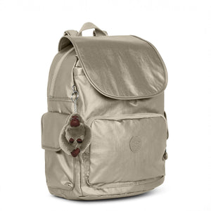 Mochila Kipling City Pack Medium Metallic, [product_collections] - shopping invicta
