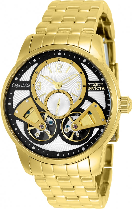 Relógio Invicta Objet d Art 25579 Masculino, [product_collections] - shopping invicta