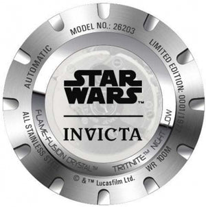 Invicta Star Wars Stormtrooper Men 26203, [product_collections] - shopping invicta
