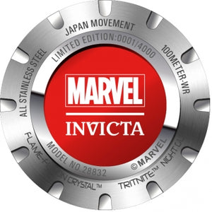 Invicta Marvel Lady 28832