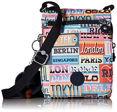 Bolsa Kipling Hello Weekend El Dorado
