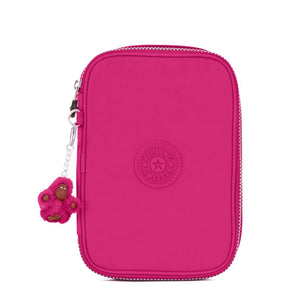 Estojo Kipling Very Berry 100 Pen Case