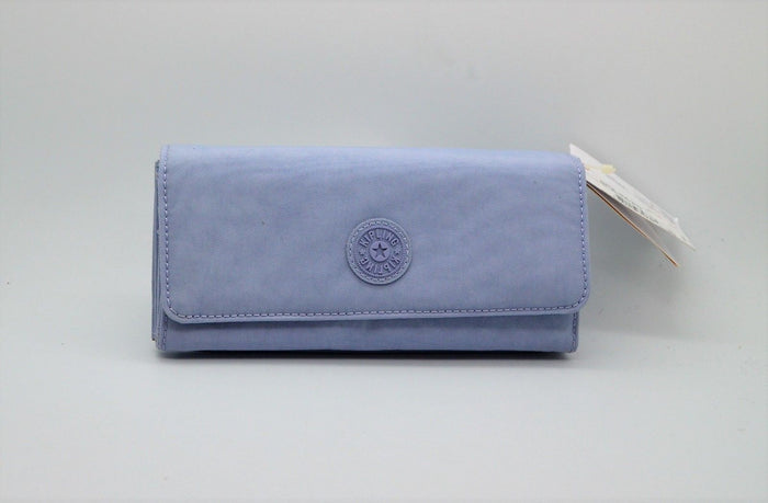 Carteira Kipling New Teddi Snap Wallet Belgian Blue