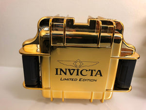 Maleta Invicta Collector P/1 Rel. Ipm10 (slot Tank Dourado), [product_collections] - shopping invicta