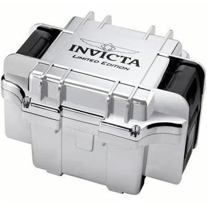 Maleta Invicta Collector P/1 Rel. Ipm10 (slot Tank Prateado), [product_collections] - shopping invicta