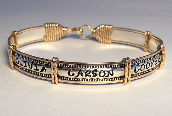 The Family Bracelet® Personalized - The Hope Chest Boutique & More