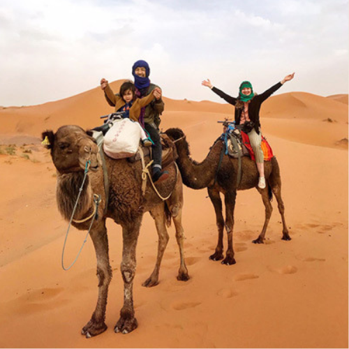 Morocco is the Best Family  Experience You'll Have