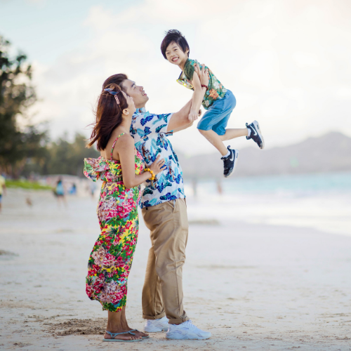 Why should you visit O'ahu with your kid/s?