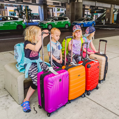 How To Survive Airport Security With Kids Like A Pro