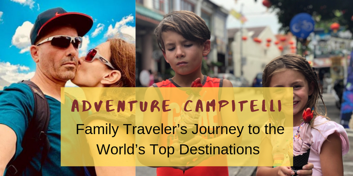 With Love from Canada: Family Traveler's Journey to the World's Top Destinations