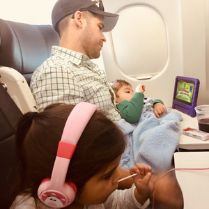 4 Tips for your First Trip with Baby