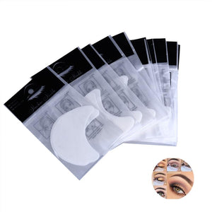 24 Pair of Under Eye Lip Patch Pad Sticker Tapes False Eyelash Extension Disposable Eye Pads