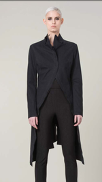 Load image into Gallery viewer, Anett Roestel Cutaway Style Coat and Pants