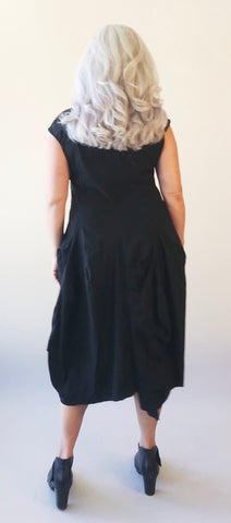 Rundholz Black Bubble Dress