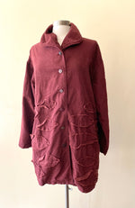 Load image into Gallery viewer, Krista Larson Autumn Coat - Cotton Corduroy - New Style!