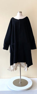 Load image into Gallery viewer, Filippo Grandulli Oversized Cashmere Coat