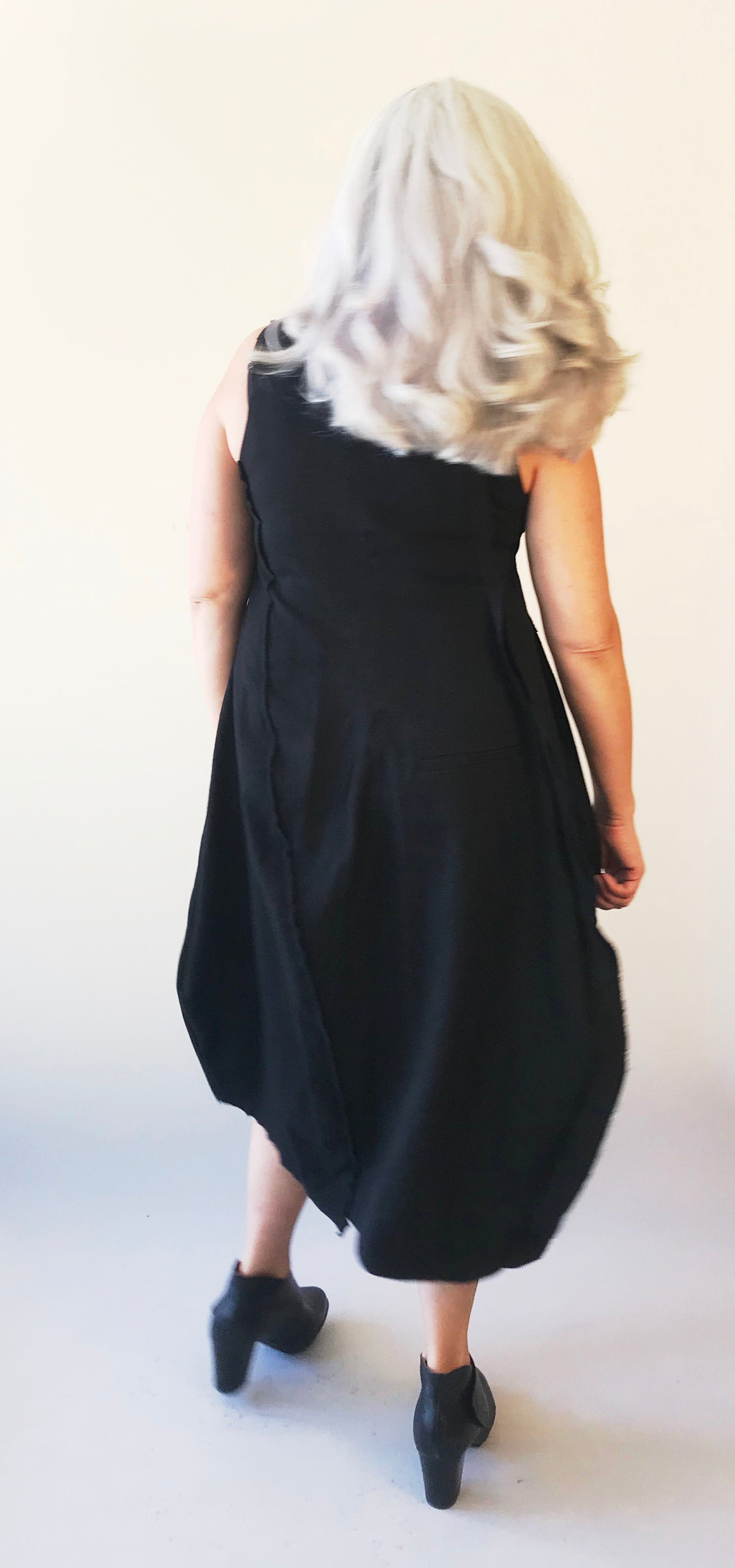 Rundholz Black Circle Dress