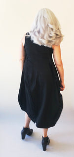 Load image into Gallery viewer, Rundholz Black Circle Dress