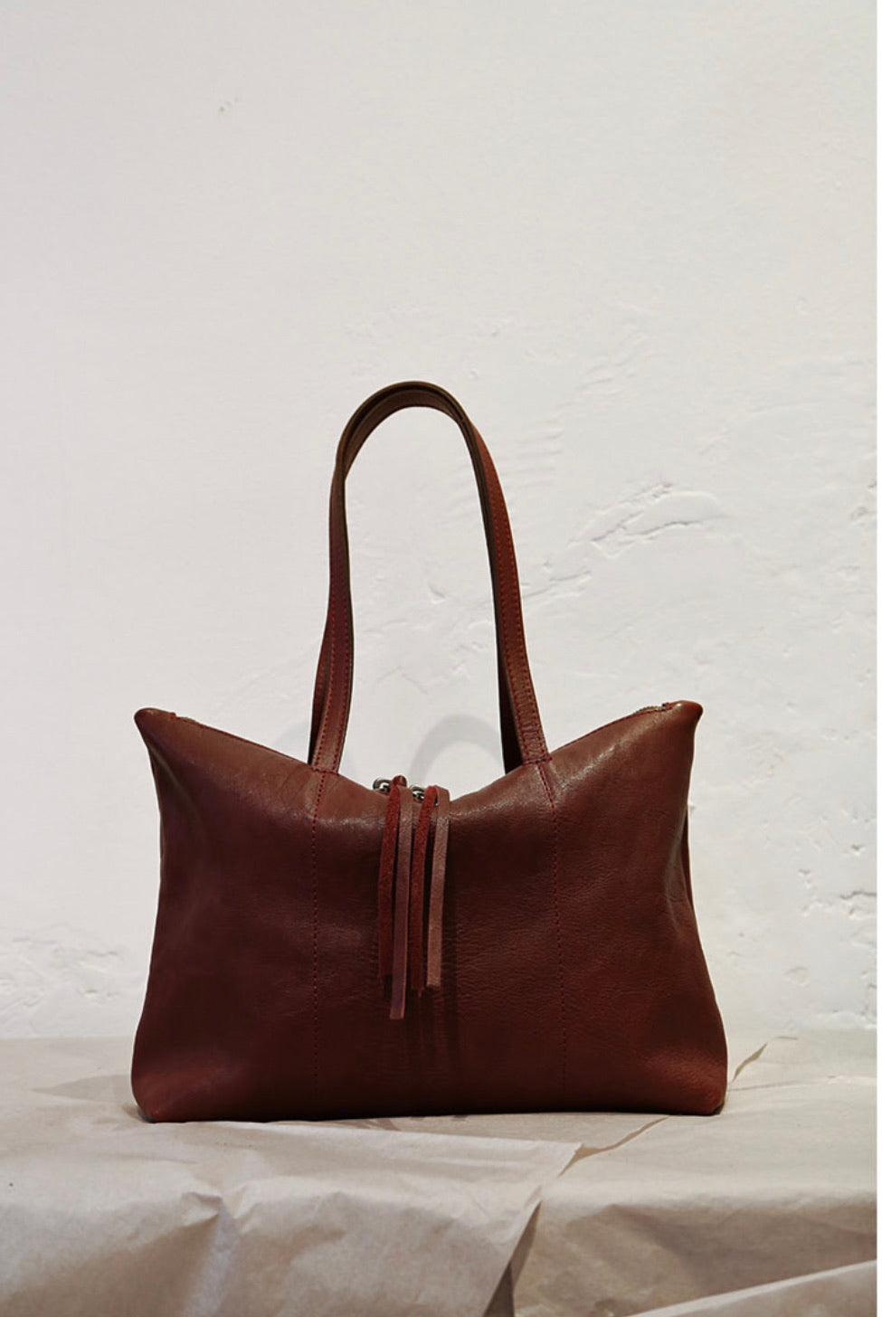 Tagliovivo Small Zip Shopper Bag - Fall 20