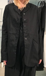 Load image into Gallery viewer, Rundholz Long Black Jacket