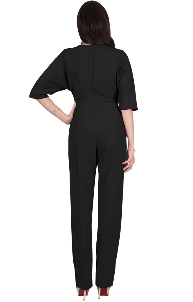 Jumpsuit Romper Women Formal Cocktail Wedding Dressy