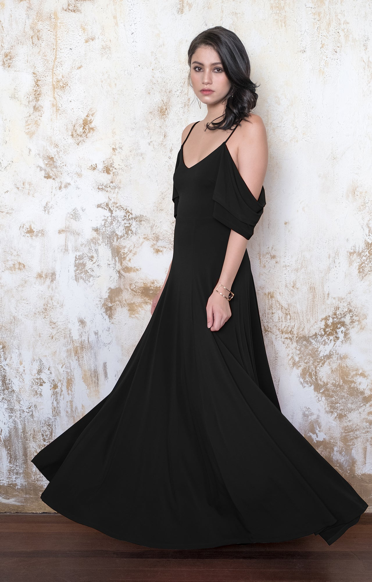 45a0d46f316 Bridesmaid Cocktail Maxi Dress Party Wedding Guest – Viris Zamara