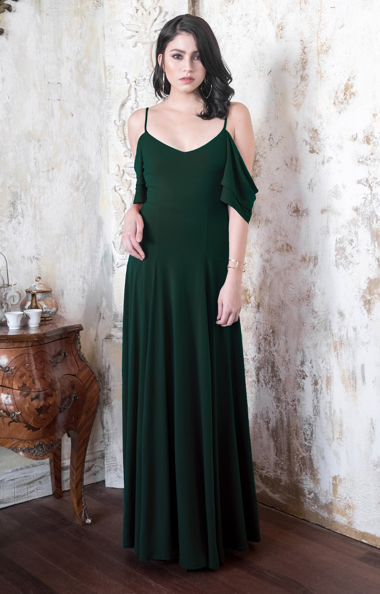 50814051ee6 Bridesmaid Cocktail Maxi Dress Party Wedding Guest. VZ92267   Maxi Dresses