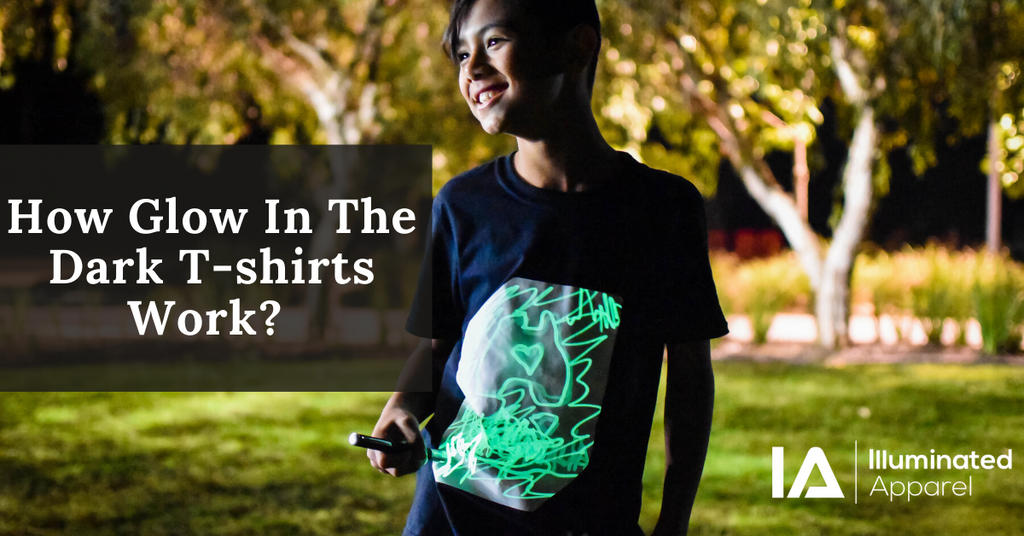 How Glow In The Dark T-shirts Work?