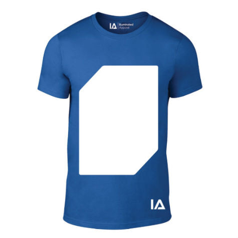 Interactive Glow T-shirt | Blue